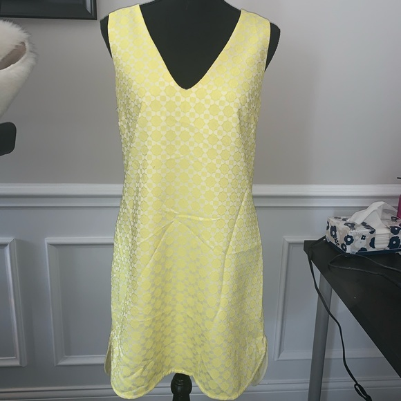 Piperlime Dresses & Skirts - Medium  bright yellow Piper Lime high low dress.
